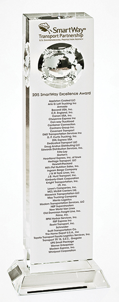 EPA Honors Bacardi With Excellence Award