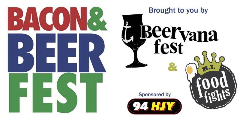 June 17, 2017: Bacon & Beer Fest RI