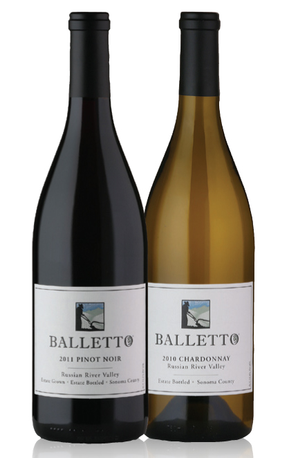 BALLETTO VINEYARDs:  FROM THE VINE TO THE GLASS