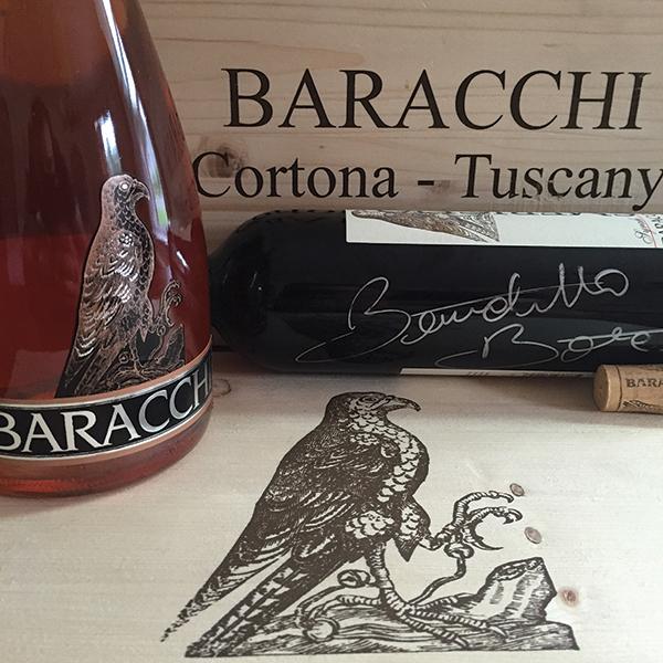Baracchi Winemaker Hosts On-Premise Events