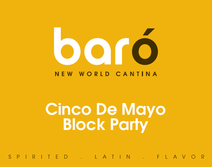 May 4, 2014: Baró's Brickwalk Block Party & Cocktail Competition