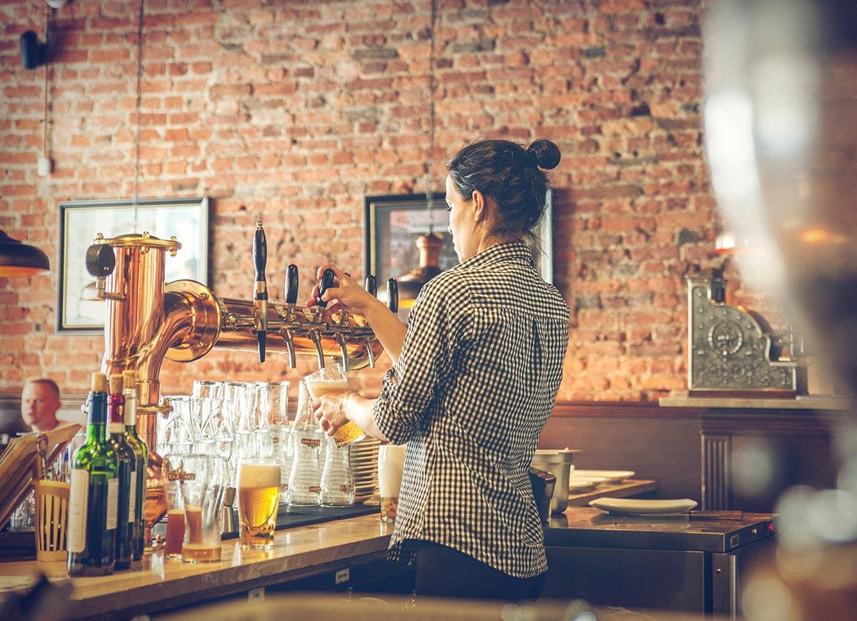 Beer Column: The Great Beer Bar