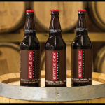 "Barrel Aged Battle Cry Belgian Tripel Ale is aged in Battle Cry Single Malt Whiskey oak barrels. The beer is not carbonated and ""drinks like a brandy with heavy barrel influence,"" 15.85% ABV."