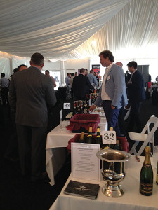 Trade guests gathered together for the Baystate and Oceanstate Wine & Spirits fall trade tasting on September 27.