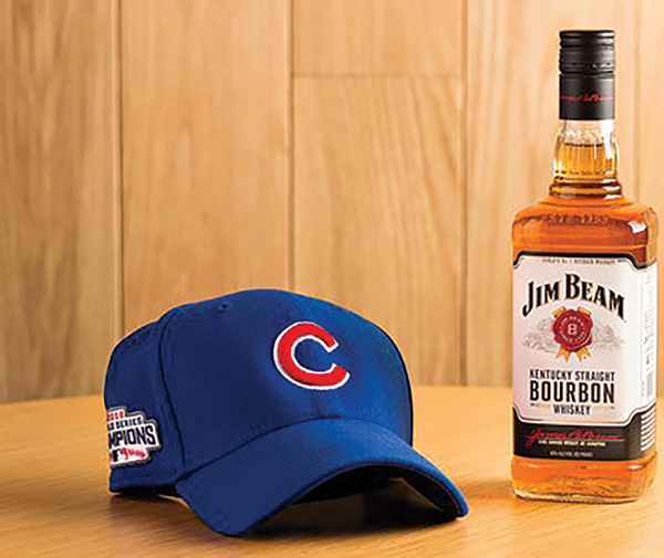 Chicago Cubs, Jim Beam Announce Partnership
