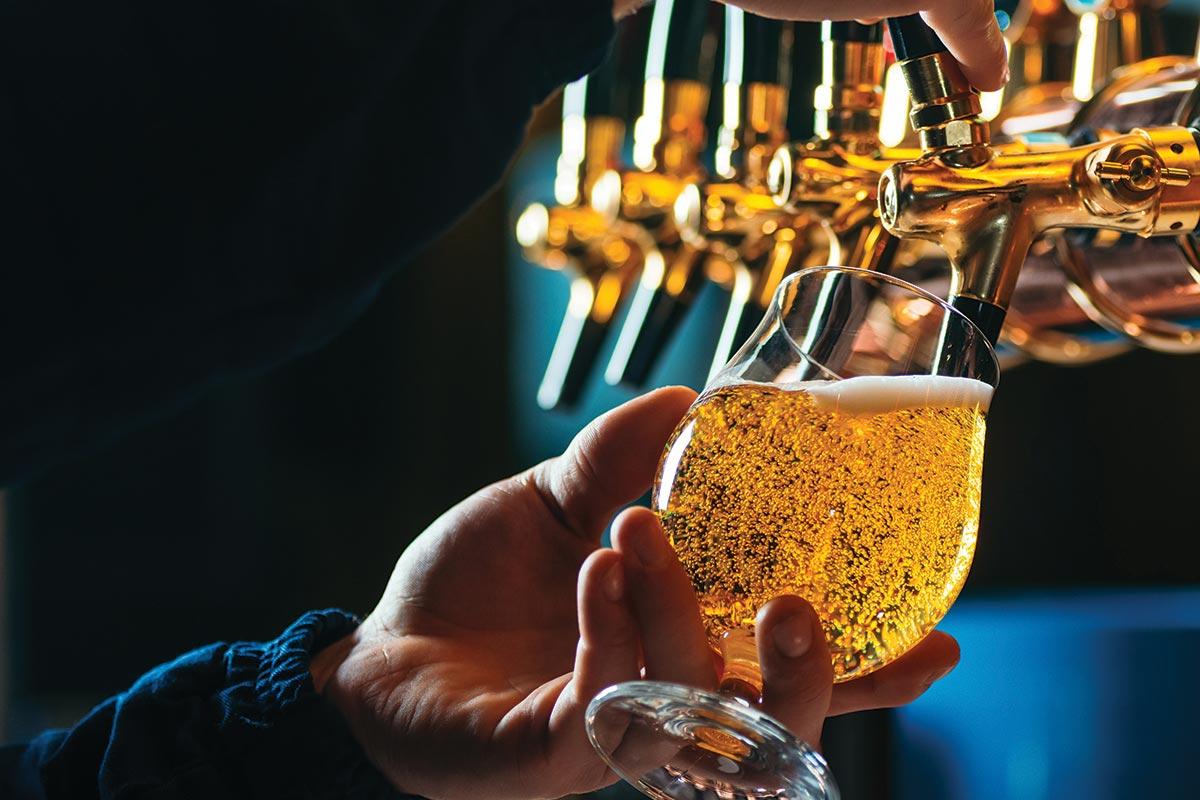 Beer Column: Et tu, brut?