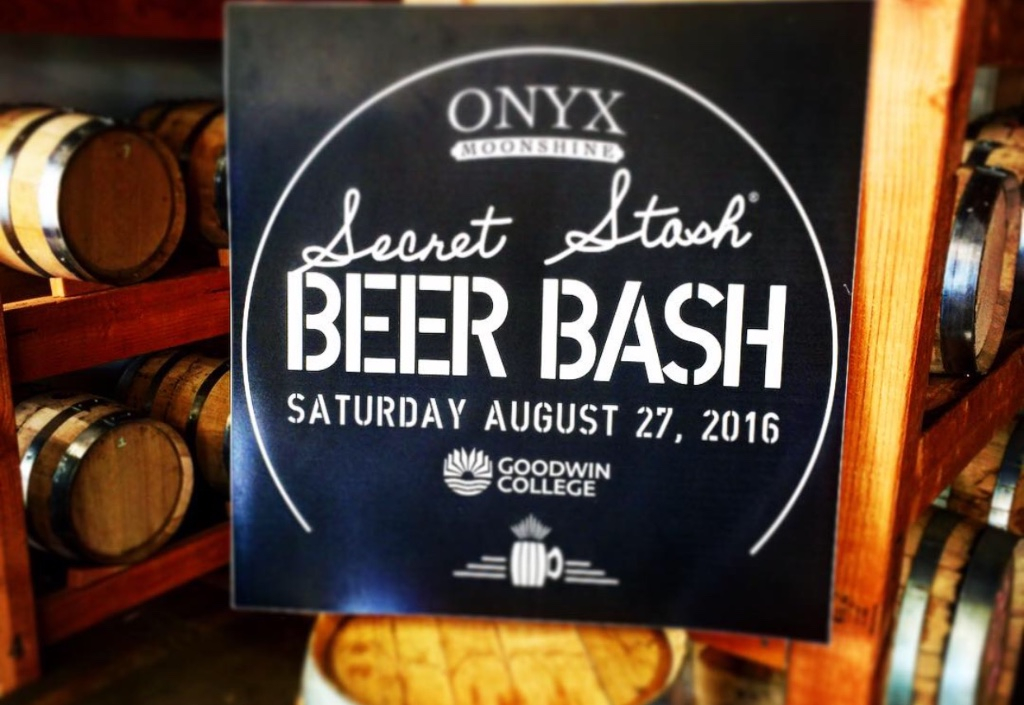 August 27, 2016: Second Annual Secret Stash Beer Bash
