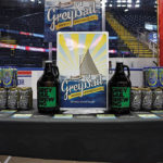 Grey Sail Brewing of Rhode Island was among the featured beer vendors.