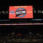 Beer Conn was held at the Webster Bank Arena in Bridgeport on December 10.
