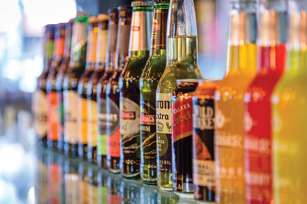 GlobalData Reports Decline in Beer and Cider Over 2020