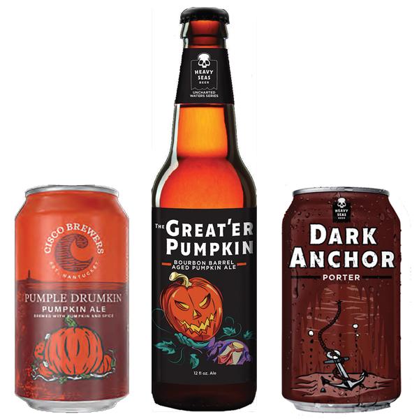 Fall Beers Signal Seasonal Switch at McLaughlin & Moran