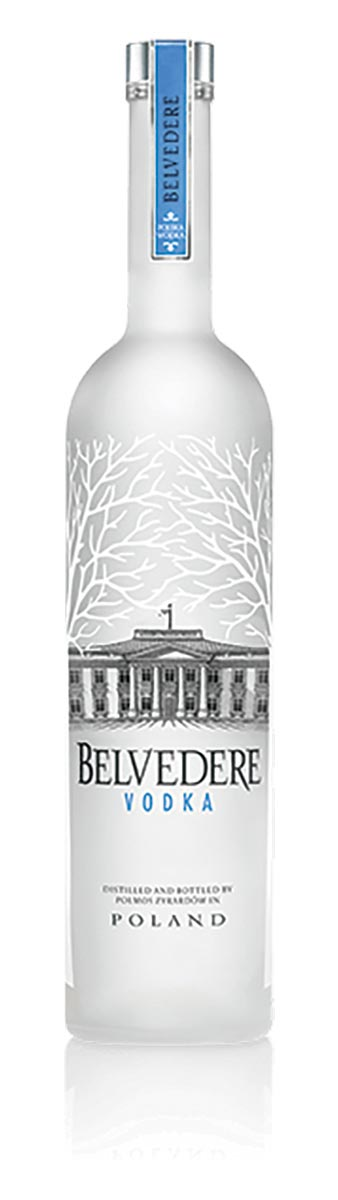 Belvedere Vodka Wins Gold for Sustainability at ICSR