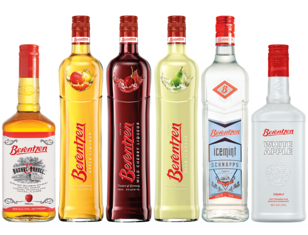 Vision Wine & Spirits to Lead Berentzen Sales and Marketing