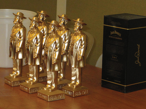 4TH ANNUAL GOLDEN JACK AWARDS CEREMONY RECENTLY HELD