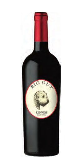Big Guy Wines Releases New Red Blend