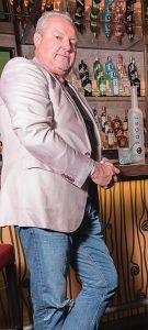 Bob Drinon, CEO, Toast Vodka.