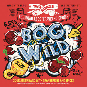 bog wild logo two roads