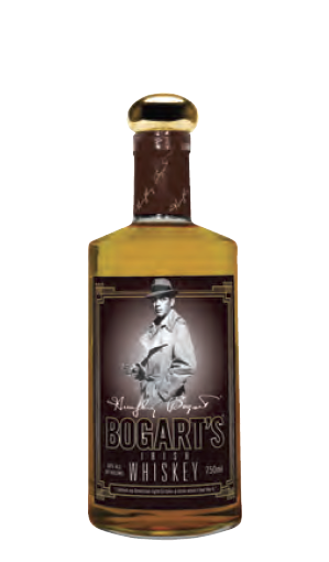 Bogart Spirits Debuts Namesake Irish Whiskey