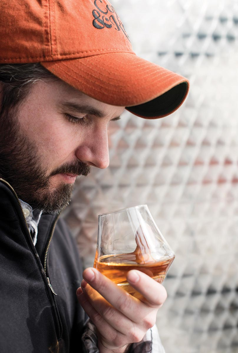 Copper & Kings Promotes O'Daniel to Master Distiller