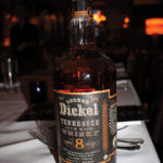 George Dickel No. 8 Sour Mash was served in Then & Now Julep cocktails to welcome guests to the dinner.