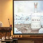 Greg Levine, Senior Brand Manager, Reyka Vodka, William Grant & Sons. Photos by Michael Leung.