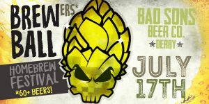Brewers Ball Home Brew Festival @ Bad Sons Brewery   Derby   Connecticut   United States