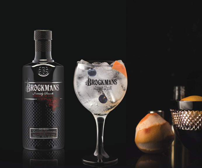 Brand Profile: Brockmans Leading Gin's New Crush