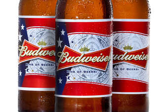 Budweiser Gets Patriotic Limited-edition Makeover