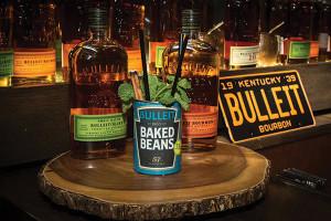 The winning Bulleit Bourbon cocktail.