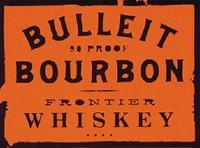 Bulleit Bourbon Release Barrel Strength Bourbon Expression