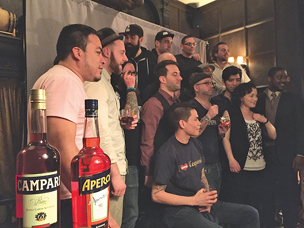 Campari America Supports Local and National Bartender Project