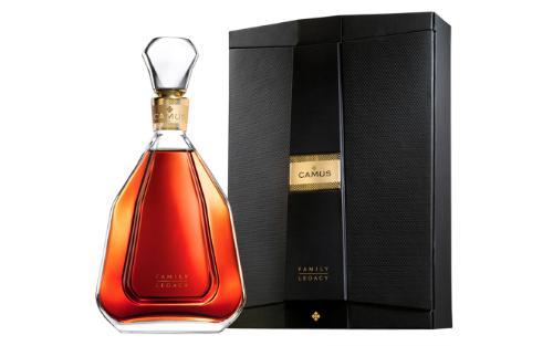 Camus Unveils 'Family Legacy' Cognac