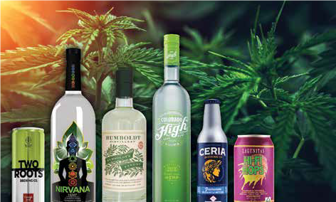 April Cover Story: Cannabis … Friend or Foe to Alcohol?