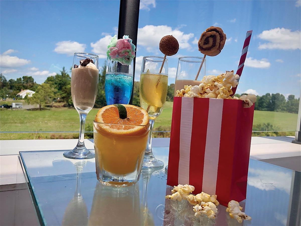 Cava's Cocktails Celebrate the Spirit of The Big E
