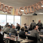 CDI held an in-house Rosé Soiree to educate the sales team on more than 40 different rosés in its portfolio.