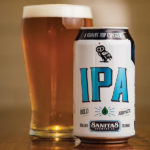 "The American IPA is gold in color with ripe pineapple and ""dank grassy hop undertones followed by bold bitterness."""