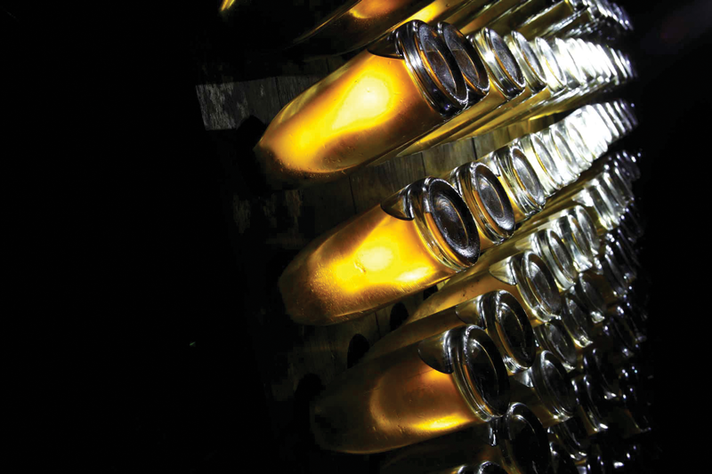 Warming up to Vintage Champagne