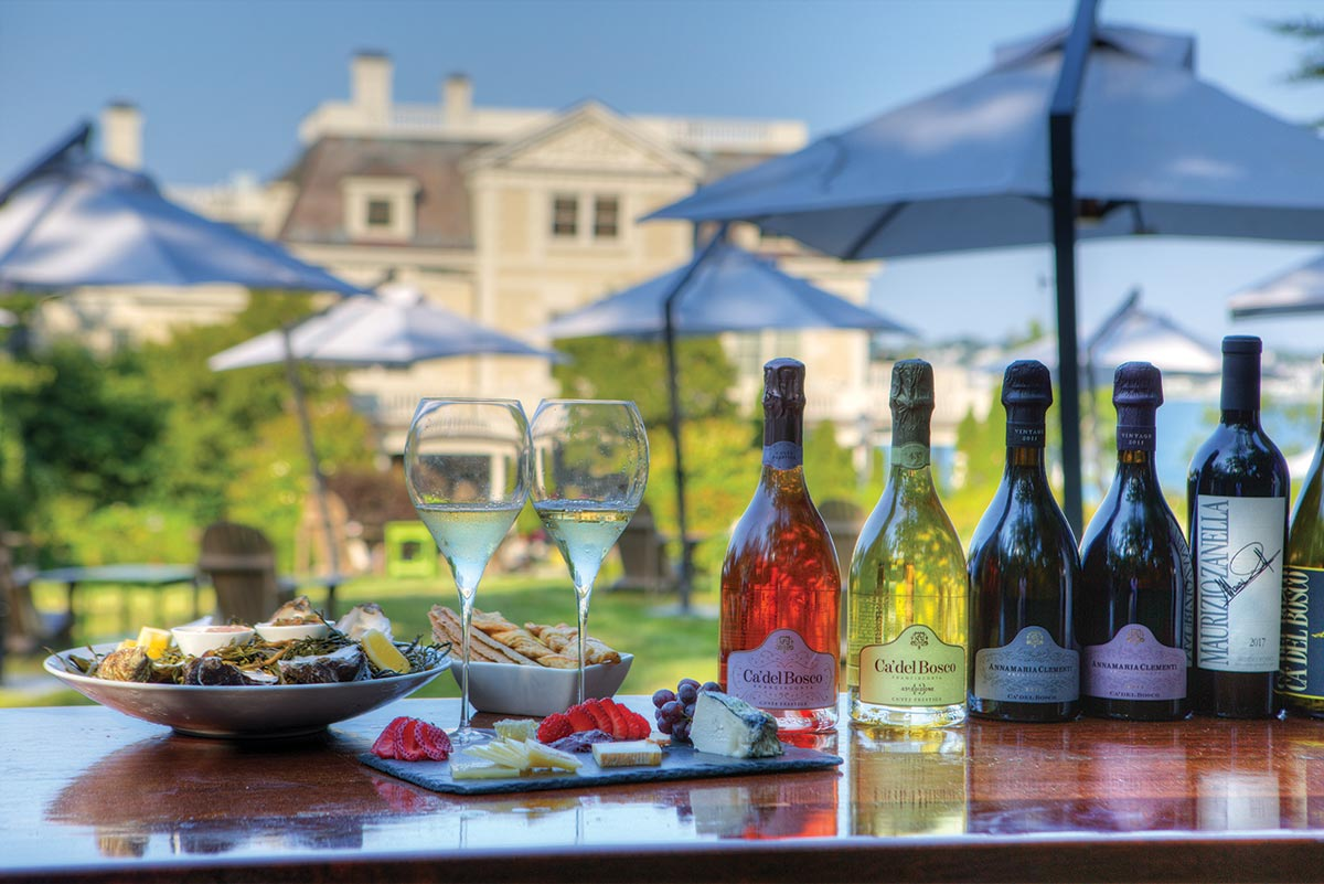 The Chanler Offers Summer Guest Experiences