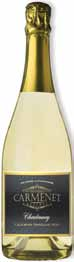 Carmenet Winery Releases Chardonnay Brut