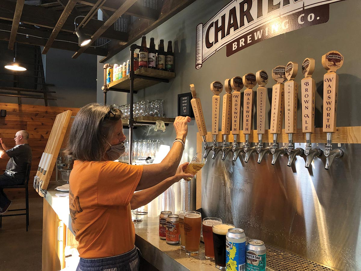 Charter Oak Brewing Hosts Local Charity Event