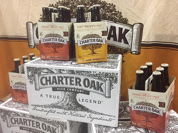 Danbury's Charter Oak Brewing Now Distributed by Cellar Fine Wines