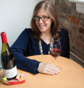 Christy Frank, formerly of Frankly Wines in Manhattan,