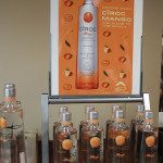 Recently launched Ciroc Mango