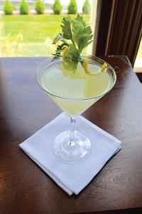 The Curious Traveler cocktail