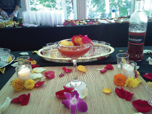 """Silver winner Quench Cafe's """"Night of Passion,"""" created by Rob Martini."""
