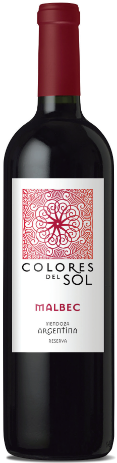 New Colores Del Sol Malbec Arrives from Argentina