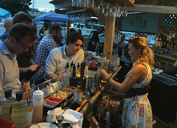 Cocktail Competition Highlights Blue Chair Bay Rum