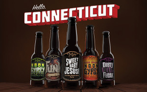 DuClaw Brewing Company products are now available in Connecticut.