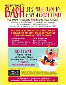 CORE Hospitality Bash @ Power Ridge | Middlefield | Connecticut | United States