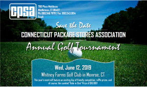 Connecticut Package Store Association Annual Golf Tournament @ The Whitney Farms Golf Club | Monroe | Connecticut | United States